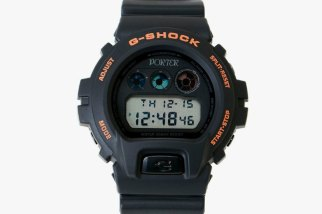 PORTER x G-SHOCK - DW-6900 Watch